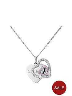 keepsafe-personalised-sterling-silver-pink-and-white-cubic-zirconia-heart-pendant