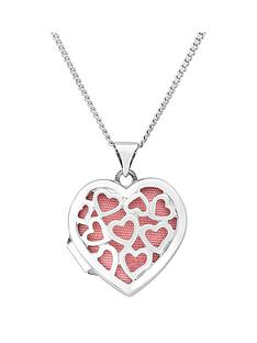 the-love-silver-collection-sterling-silver-open-heart-locket-with-pink-insert