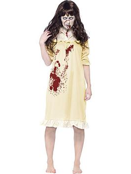 zombie-sinister-dreams-costume-with-night-dress-and-wig