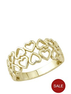 the-love-silver-collection-yellow-rhodium-plated-on-sterling-silver-double-heart-ring