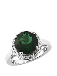 love-cocktails-adam-amp-eve-platinum-plated-sterling-silver-created-peridot-and-cubic-zirconia-cocktail-ring