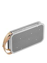 by Bang & Olufsen A2 Wireless Portable Bluetooth Speaker - Natural