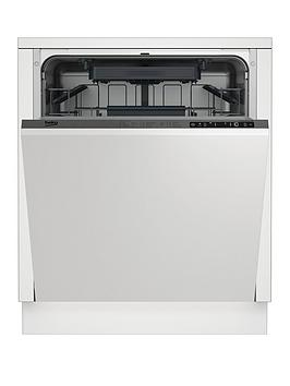 Beko Din28320 13Place Integrated Dishwasher   Dishwasher With Connection
