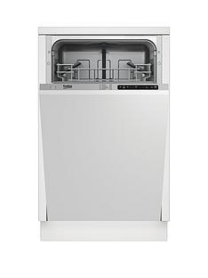 beko-dis15010-slimlinenbsp10-place-integrated-dishwasher-with-5-programmes-and-optional-connection