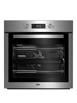 Beko   Bif16300X Ecosmart Built-In Single Electric Oven  - Oven With Installation