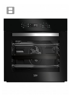 beko-bif22300b-ecosmart-built-in-single-electric-oven