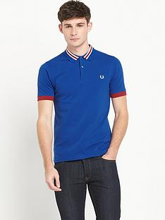 fred-perry-bomber-stripe-collar-mens-polo-shirt