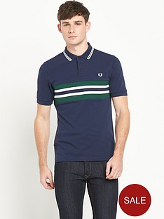 fred-perry-bomber-stripe-mens-polo-shirt