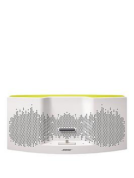 bose-sounddock-xt-speaker-whiteyellow