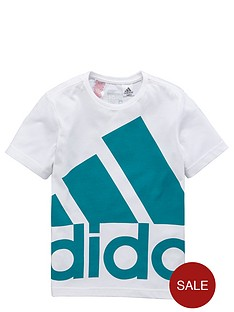 adidas-adidas-older-boys-large-logo-tee