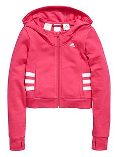 adidas-adidas-older-girls-crop-hoody