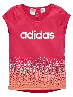 adidas-adidas-older-girls-fun-tee