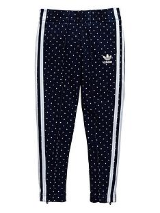 adidas-originals-older-girls-denim-spot-leggings
