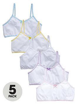 top-class-girls-plain-crop-tops-5-pack