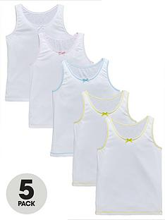 top-class-girls-sleeveless-vests-5-pack