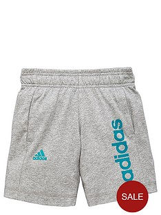 adidas-older-boys-linear-logo-shorts