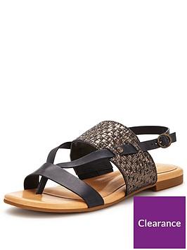 ugg-verona-metallic-slingback-sandal