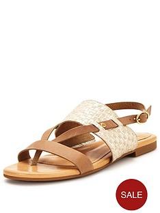 ugg-australia-verona-metallic-slingback-sandal