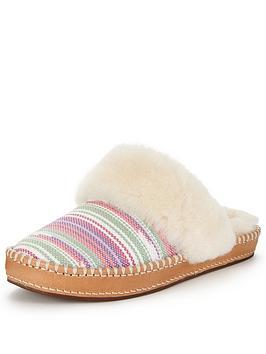 ugg-aira-stripe-slipper