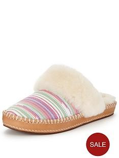 ugg-australia-aira-stripe-slipper