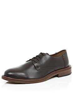 river-island-mens-derby-shoes-ndash-brown