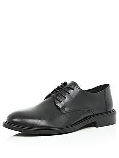 river-island-mens-derby-shoes-ndash-black