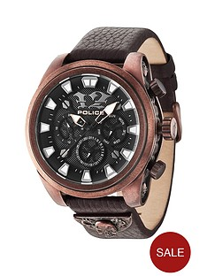 police-mephisto-chronograph-black-dial-brown-leather-strap-mens-watch