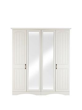 consort-corby-4-door-mirrored-wardrobe