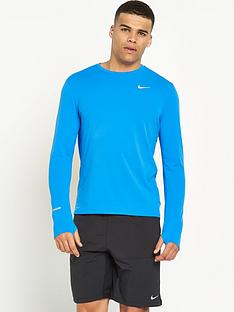 nike-dri-fit-contour-long-sleevenbsprunning-t-shirt