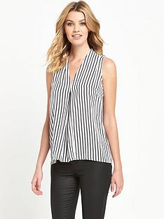 v-by-very-v-stripe-v-front-top