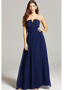 little-mistress-embellished-bandeau-maxi-dress