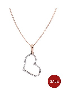 love-diamond-9ct-rose-gold-10-point-diamond-heart-pendant