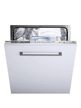 Hoover HLSI762GT 16Place WiFi Wizard Integrated Dishwasher