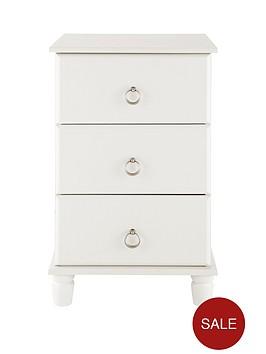 consort-blossom-3-drawer-ready-assembled-bedside-cabinet
