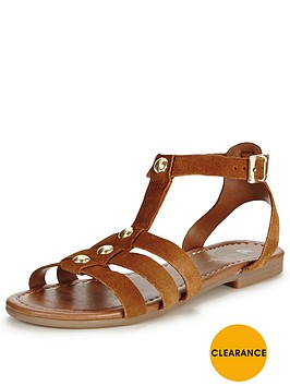 v-by-very-regent-stud-gladiator-flat-leather-sandal