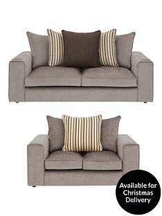 rimininbsp3-seaternbsp-2-seaternbspfabric-sofa-set-buy-and-save