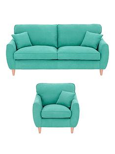 fearne-cotton-betsey-fabric-3-seater-sofa-armchair-set-buy-and-save