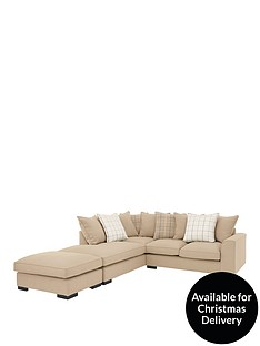 ideal-home-croft-left-hand-fabric-corner-chaise-sofa