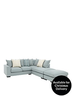 ideal-home-croft-right-hand-fabric-corner-chaise-sofa