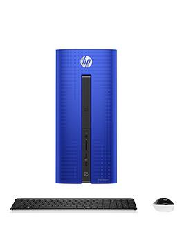 hp-pavilion-550-107na-amd-a10-processor-8gb-ram-1tb-hdd-and-128gb-ssd-storage-desktop-base-unit-with-amd-radeon-r5-3-graphics-and-optional-1-years-microsoft-office-365-personal-blue