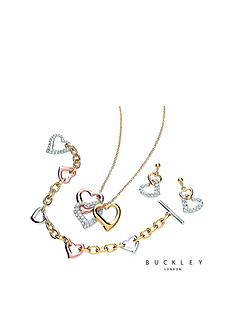 buckley-london-three-colour-crystal-set-heart-pendant-earrings-ampnbspbracelet-set