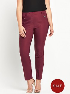 so-fabulous-zip-pocket-slim-leg-trousers