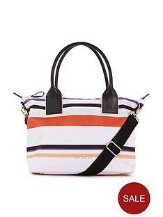 ted-baker-ted-baker-stripe-nylon-tote-bag