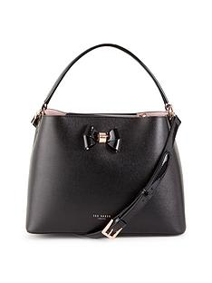 ted-baker-leather-bow-tote-bag