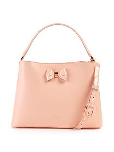 ted-baker-leather-bow-tote-bagnbsp