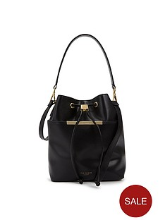 ted-baker-leather-duffel-bag