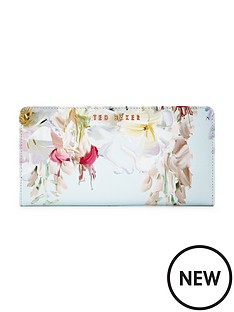 ted-baker-printed-crosshatch-leather-purse