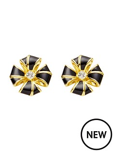 ted-baker-rosette-earrings