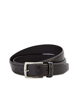 mens-stitch-detail-belt-black