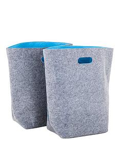 pack-of-2-felt-storage-bags-grey